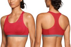 The Best Sports Bras for Every Size | The Supportive Friend (for Smaller Sizes): Nike Pro Fierce Bra Sizes XS-XL, $50