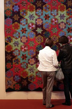 Festival of Quilts 2010 by namolio, via Flickr