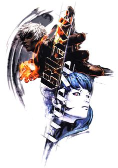 The King of Fighters K' & Kula Promo