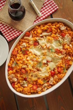The one with all the tastes Mozzarella Chicken, Chicken Pasta, Cookbook Recipes, Cooking Recipes, Healthy Recipes, Healthy Foods, Vegetable Recipes, Chicken Recipes, Cooking Basmati Rice