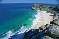 Cape Point, where two oceans meet, Cape Town, Western Cape province, South Africa Photo Honeymoon Places, Honeymoon Packages, Honeymoon Destinations, Holiday Destinations, Two Oceans Meet, Cape Town Tourism, Travel Center, Le Cap, Cape Town South Africa