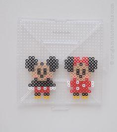 Disney Perler Beads Mobile – Origami Tutorials