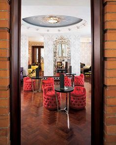 The Dylan hotel in Dublin is FAB. We recommend a visit.