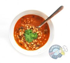 "Fasolada ""Greek Bean Soup"""