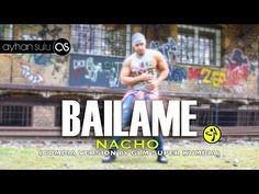 ZUMBA BAILAME - NACHO (CUMBIA VERSION by GLM SUPER KUMBIA) - YouTube