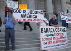 Dang! These people hate Obama, Clinton, and The Shrub! I guess they hate just about everybody!