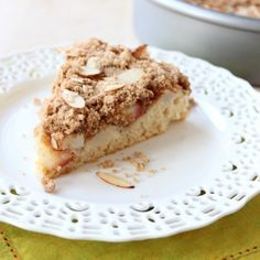 Pear Brunch Cake Recipe « Go Bold with Butter