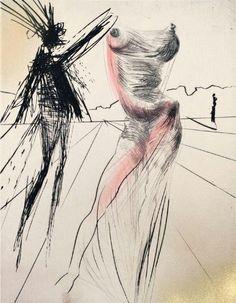 Salvador Dalí1968