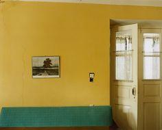 Sasha Rudensky - Yellow Dining Room - Tbilisi, Georgia.