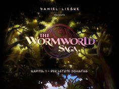 #Wormworldsaga.com - An Online #Graphic Novel by Daniel Lieske - Kapitel 1 - Der Letzte Schultag  #comic at its best!