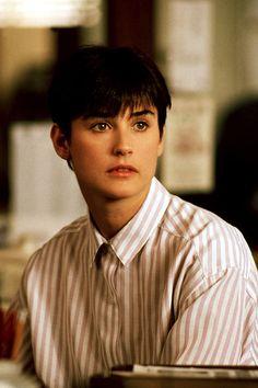 Demi Moore, 1990