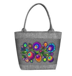 Dámska eko-filc kabelka Polo Ľudové kvety Potli Bags, Embroidery Bags, Denim Bag, Hobbies And Crafts, Beautiful Bags, Clutch Purse, Sewing Patterns, Polo, Shoulder Bag