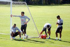 Entrenamiento @Rayados de Monterrey Oficial  (19 de Marzo) Foto: Jorge López