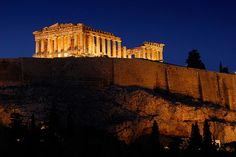 45 Awe-Inspiring Landmarks Around The World Acropolis, Athens. Has stood the test of time for over years. Places Around The World, Oh The Places You'll Go, Travel Around The World, Places To Travel, Places To Visit, Around The Worlds, Travel Things, Travel Destinations, Romantic Places
