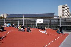 Occupational School Center Munich, DE