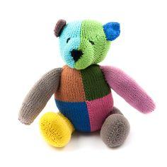 multicolor teddy