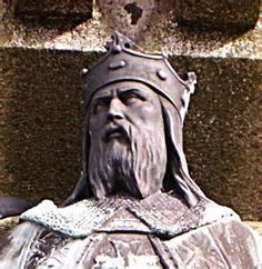 "Rollo (846 –  932), baptized ""Robert"" was a Norseman who became Robert I, ruler of the Viking principality, Normandy. His descendants were the Dukes of Normandy, and after the Norman conquest of (1066), became kings of England."