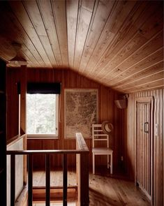 An Idyllic Finnish Summer Cabin on the Water's Edge Summer Cabins, Timber Cabin, Summer Paradise, Cabins And Cottages, Cozy Cabin, Scandinavian Home, Winter Time, House Styles, Attic