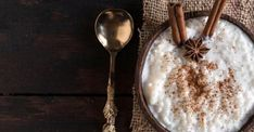 ✔ Rice pudding fall in love with this EASY recipe! ⭐ Tiny Recipes - Rice pudding is known around the world and these 12 rice pudding recipes will prove it to you, from - Sweet Rice Pudding Recipe, Rice Pudding Recipes, Mexican Food Recipes, Sweet Recipes, Dessert Recipes, Spanish Dishes, Incredible Edibles, Vegan Ice Cream, Dessert For Dinner