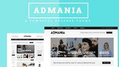 Admania: Excellent WordPress Theme to Increase Ads Revenue