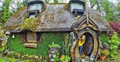 If you've ever wondered what it's like to live like a Hobbit, one man has an answer. He built a real Hobbit house in Scotland—and loves visitors.