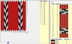 Sencilla . 24 tarjetas 3 colores, repite cada 4 movimientos   // Mio_24a ༺❁