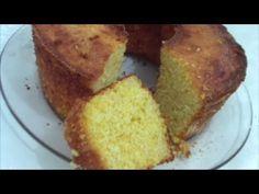 Bolo de flocos de milho - YouTube
