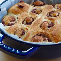 あるてぱん。 : ストウブブレイザーで♪餡子のちぎりパン