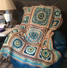 Seaside Winter Blanket.... reminder to self, make this