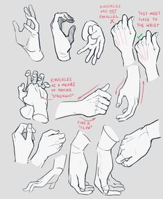 Cartoon Drawing Tips Patreon: Home - Hand Drawing Reference, Art Reference Poses, Drawing Techniques, Drawing Tips, Drawing Hands, Drawing Base, Figure Drawing, Hands Tutorial, Human Anatomy Drawing