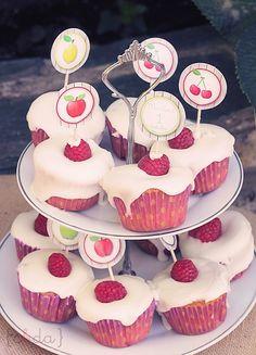 Fruit Themed 1st Birthday Party! | | Kara's Party IdeasKara's Party Ideas