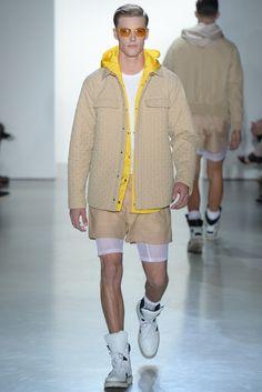 Calvin Klein Collection Men's RTW Spring 2015