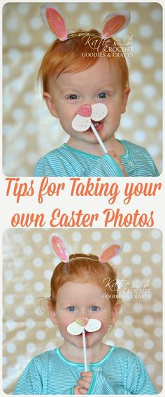 How to Take Professional Pictures at Home - Easter photography photos Easter Pictures, Baby Pictures, Baby Photos, Easter Activities, Activities For Kids, Crafts For Kids, Toddler Photos, Easter Crafts, Easter Ideas