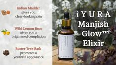 iYURA Manjish Glow Elixir™ – The Ayurveda Experience