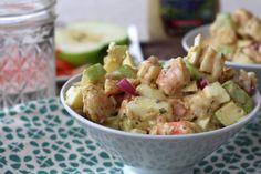 #paleo Simple Shrimp Salad