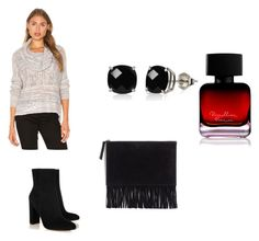 """""""Untitled #271"""" by kleopatra92 ❤ liked on Polyvore featuring beauty, LA Made, Gianvito Rossi, Belk & Co., Madewell and The Collection by Phuong Dang"""