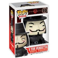 Funko POP Movies: V for Vendetta Vinyl Figure (Toy) freegiftcard.skin... B006HEXDQG