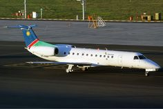Embraer ERJ 135ER de Air Namibia.