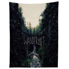 Leah Flores Wanderlust 1 Tapestry | DENY Designs Home Accessories