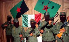 En 1996 el Ejercito Popular Revolucionario (EPR) se levantó en armas en Guerrero. Sus acciones abarcaron los estados vecinos y en la Cd. de México colocaron bombas en el TEPJF, también atentaron contra instalaciones de Pemex.