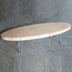 Surf Coffee Table III now featured on Fab.
