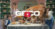 The Moment You Think This Geico Commercial Is Over It Becomes Something Way More Awesome! LOL!