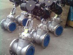Schieber durch Hebei Tongli Automatic Control Valve Manufacturing Co., Ltd Willkommen auf unserer Webseite: Http://www.jktlvalve-china.com