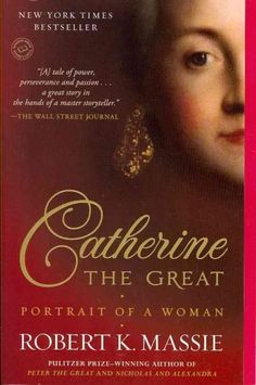 [A] tale of power, perseverance and passion . . . a great story in the hands of a master storyteller. The Wall Street Journal The Pulitzer Prizewinning author of Peter the Great, Nicholas and Alexandr