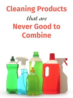 Cleaning Products that are Never Good to Combine - healthybolt Diy Cleaning Products, Cleaning Hacks, How To Clean Furniture, Furniture Cleaning, Coupon Organization, Window Cleaner, Money Management, How To Fall Asleep, Surface