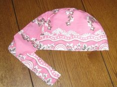 pdf pattern Durag or Hijabi Cap by Tommy Sotomayor by TwistOutGirl Scrubs Pattern, Scrub Hat Patterns, Hat Patterns To Sew, Sewing Patterns Free, Free Sewing, Free Pattern, Sewing Tips, Sewing Tutorials, Sewing Ideas