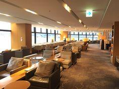 Trip Report: Japan Airlines Sakura Lounge Narita Airport Review