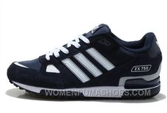 hot sale online b55f9 960b5 Adidas Zx750 Men Dark Blue Black Discount F6mET, Price   78.00 - Women Puma  Shoes, Puma Shoes for Women