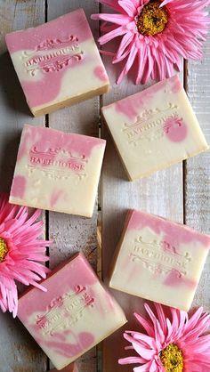 Fig & Milk - Pink Soap Design