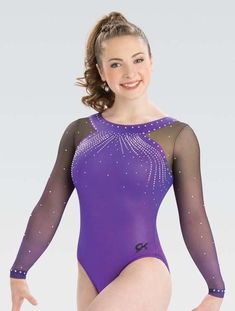 GK Competition Leotard Size AXS Perfect Shape